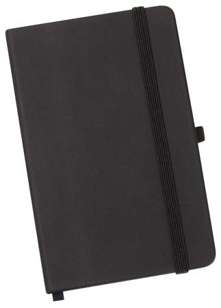 Urban notebook with elastic G1142