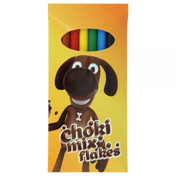 BIC® Plastidecor® Set Of 6 Crayons Colouring Set - G1298