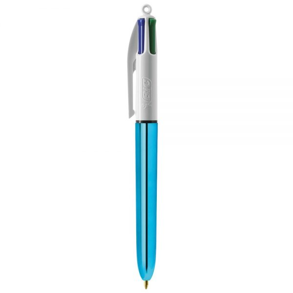BIC® 4 Colours Pen Shine G1207