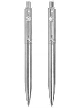 Sentinel Matte Chrome Chrome Trim Ballpoint G22233