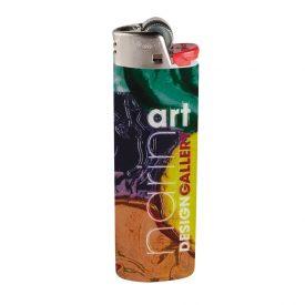 BIC® J26 Digital Maxi Lighter - Puffy - G2328P