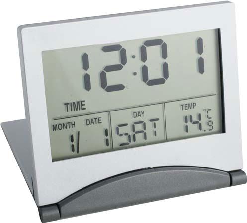 Traveller Alarm Clock G262