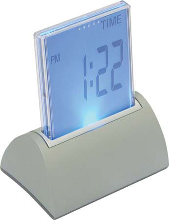 Combo Desk Clock/Calc G504