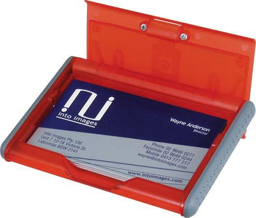 Promo business card holder G817