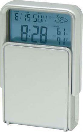 Traveller Alarm Clock G980