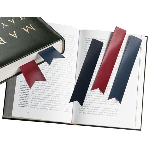 9177 Leather Bookmark