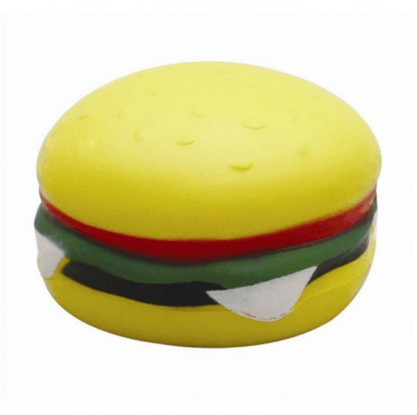 Stress Hamburger