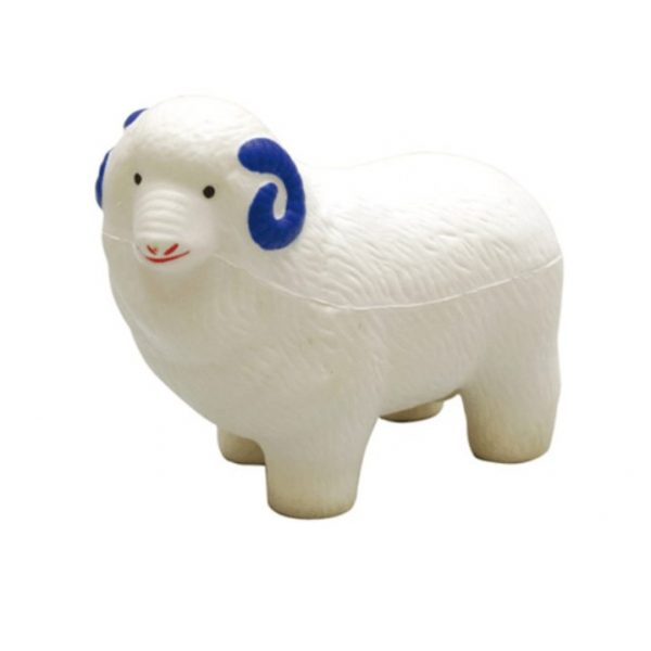 Stress Sheep(Ram & Ewe)