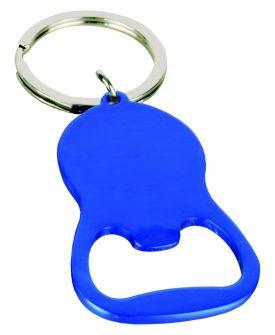 KRB009 Cheers Round Bottle Opener Key Ring
