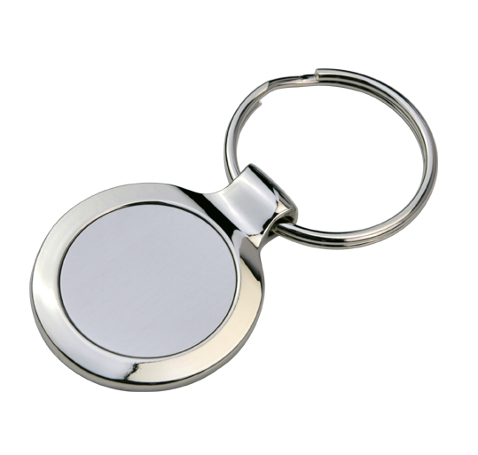 KRR005 Discus Key Ring