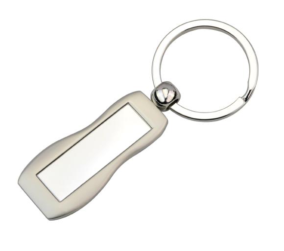 KRS007 Hour Glass Key Ring