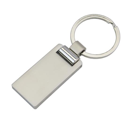 KRS011 Euro Long Key Ring
