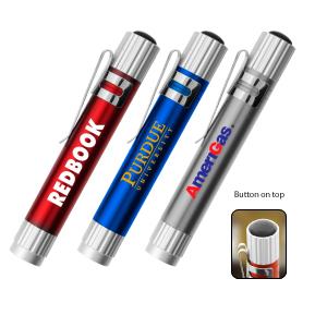 L-285 Aluminium Pocket Clip Flashlight