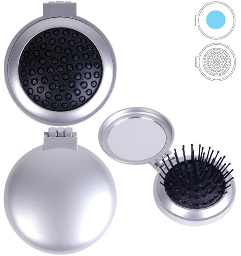 LL1634 Compact Pop Up Brush / Mirror Set