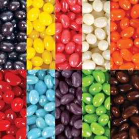 LL3145 Corporate Colour Jelly Beans Bulk