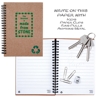 LL9753 Stone Paper Notebook