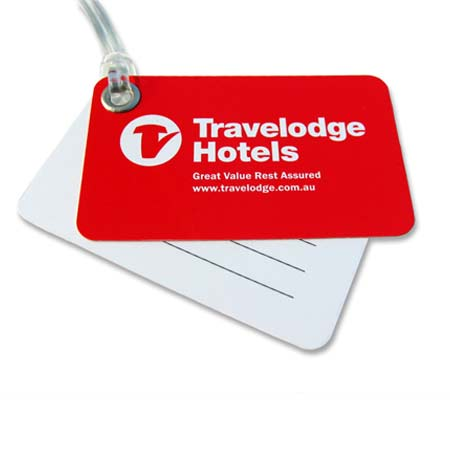 DLT1 Double Luggage Tags