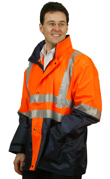 """SW20 """"3 in 1"""" Safety Jacket"""