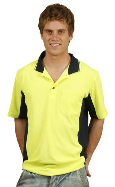 SW22 Men's Fashion TrueDry Safety Polo