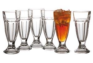 PT65 Princeton Soda Glass 300ML Set of 6 Gift Boxed