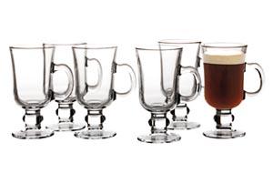 PT48 Bar Irish Coffee 250ML Set of 6 Gift Boxed
