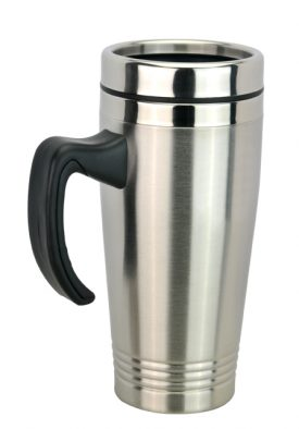 Silhouette Mug (Ebony) MS003