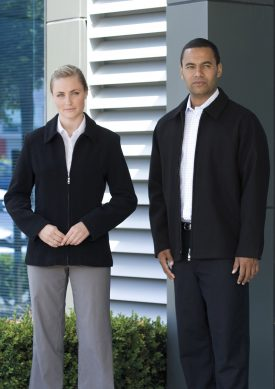HZ69 CEO MELTON WOOL JACKET  WOMENS