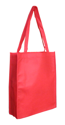 NWB004 NON WOVEN BAG WITH LARGE GUSSET