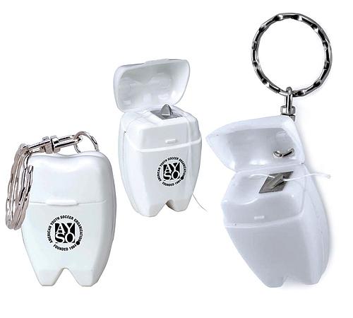 ORC001-s Dental Floss Keychain