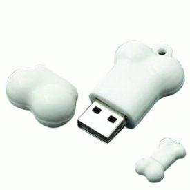 Bone Shaped Flash Drive PCU838