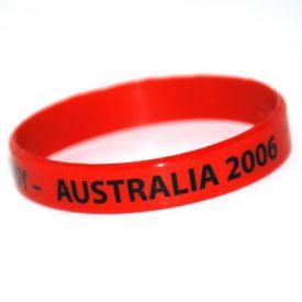 PCW001  Printed Wristband