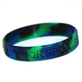 PCW004 Multi-Coloured Wristband