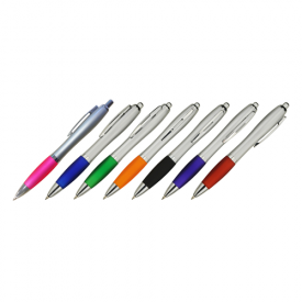 PP018 New York Plastic Pen