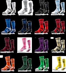 Premium Socks Promo Colours