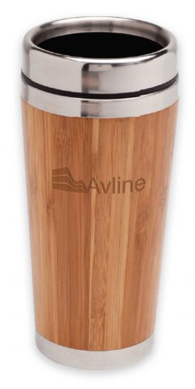 Bamboo Travel Mug  R5600