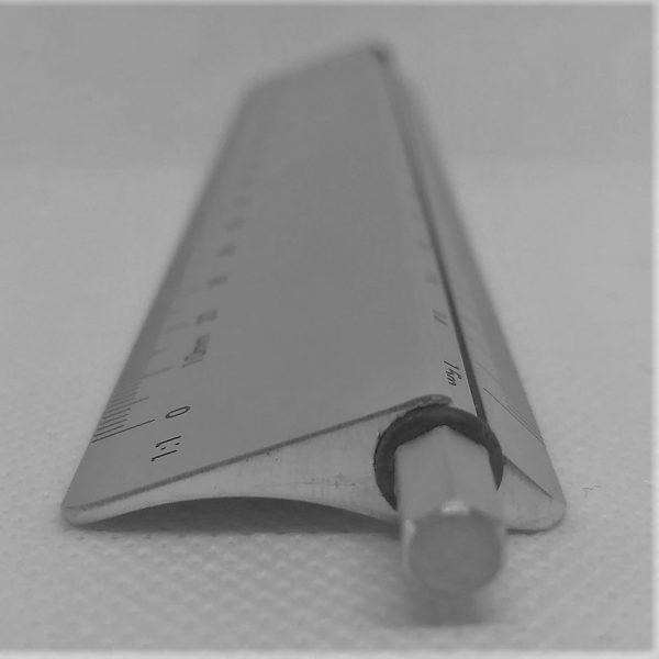 Rapid Rule Scale Ruler 150mm 300mm 450mm