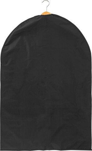 Printed PEVA garment bag with a zipper - 6449