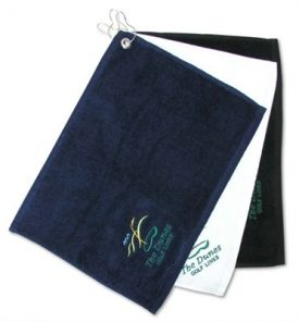 100029 Small Golf Towel