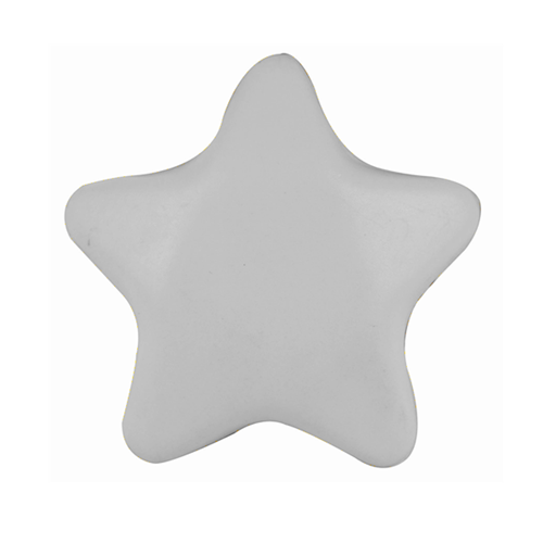 Promotional Stress Star White