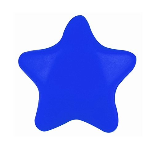 Promotional Stress Star Blue
