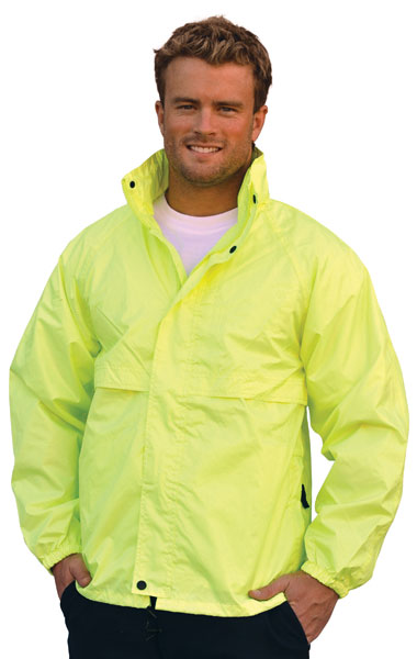 SW27 Men's High Visibility Spray Jacket