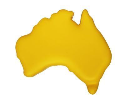 Stress Aussie Map