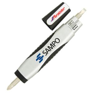Flashlight Tool Kit w/ Level T-919