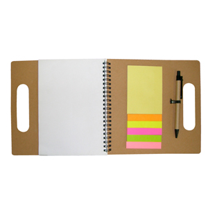 The Enviro Recycled Notebook T-931