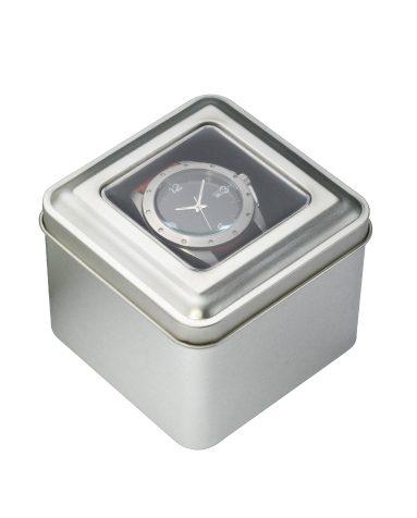 TN-002 Square Tin Box