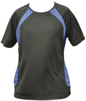 TS01A 100% Cotton Crew Neck Short Sleeve Tee Shirts