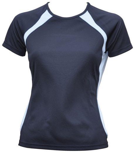 TS72 Ladies Athletic Tee Shirt