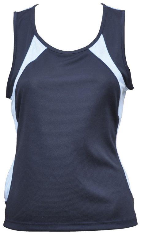 TS74 Ladies Athletic Singlet