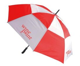 "Promotional  Summit Umbrella, Silver 30""  - U51-S"