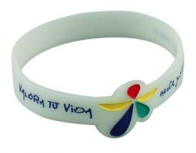 WR012 Wristband with Custom Shape